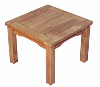 Teak Furniture Teak Mission Side Table