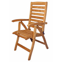 Portsmouth Chair Reclining by Regal Teak