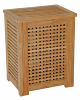 Teak Furniture Teak Hamper Large