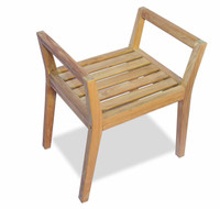 Teak-Shower-Bench-with-arms-by-Regal-Teak