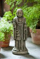 Artifact Buddha, campania Cast Stone Statue Garden Art