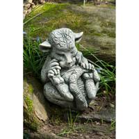 Campania Stone 40 winks creature statue