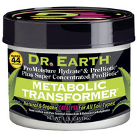 Dr. Earth Metabolic Transformer Soil Pre & ProBiotic