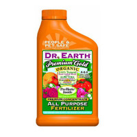 Dr. Earth Premium Gold Organic All Purpose Liquid Fertilizer - 24 OZ