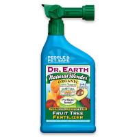 Dr. Earth Natural Wonder Organic Fruit Tree Fertilizer - 32 O