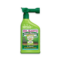 Dr. Earth Super Natural Organic Lawn Fertilizer 1 QT Concentrate