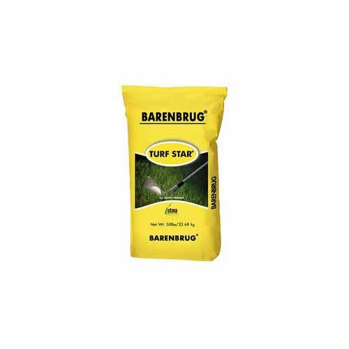 Barenbrug Turf Star RPR Perennial Rye Grass, 50 LBs
