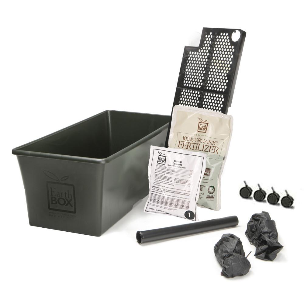 Earthbox Organic Growing Kit Green