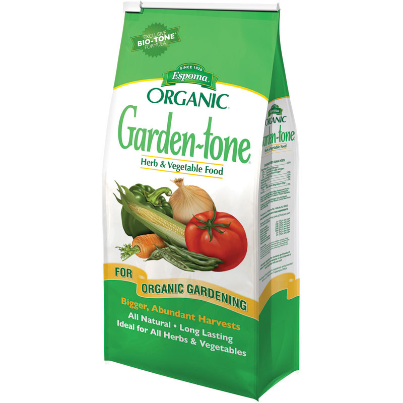 Espoma Organic Garden-tone for Herb & Vegetable Gardening