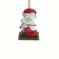 S'mores Baby's First Christmas Ornament