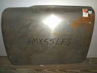 Ford Mercury 4 Door Full Door Skin Left Front 55,56 1955-1956