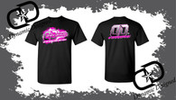 PINK #teamdynamic Tees