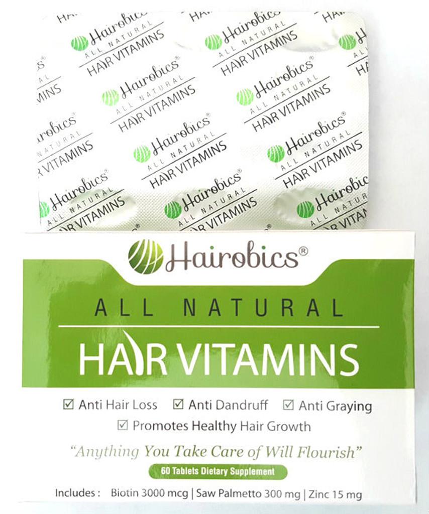 Hairobics Hair Vitamins