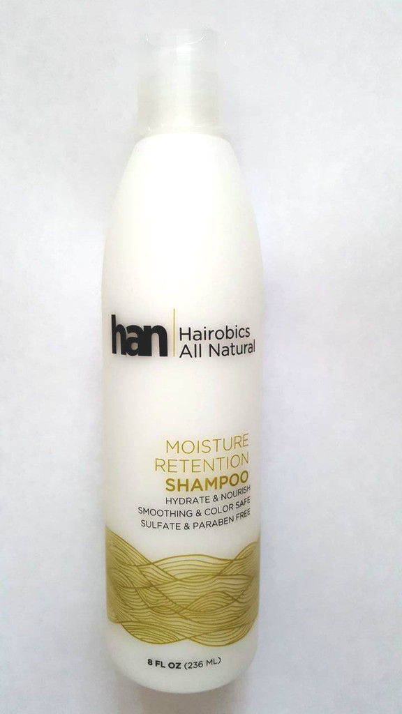 Moisture Retention Shampoo