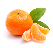 Orange Body Oil