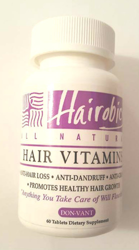 Hair Vitamins (60 Tablets)
