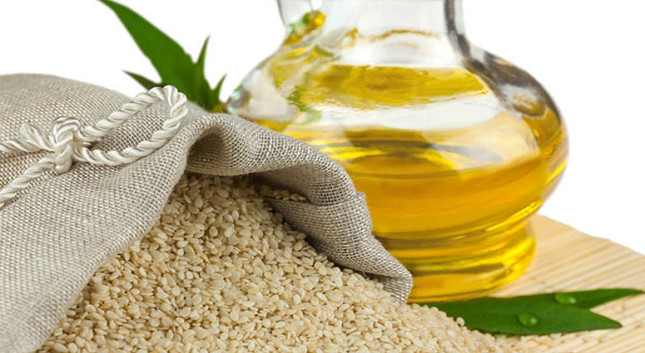 Sesame Oil for Beautiful Natural Hair