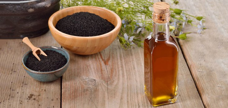 Black Seed Oil for Natural Hair