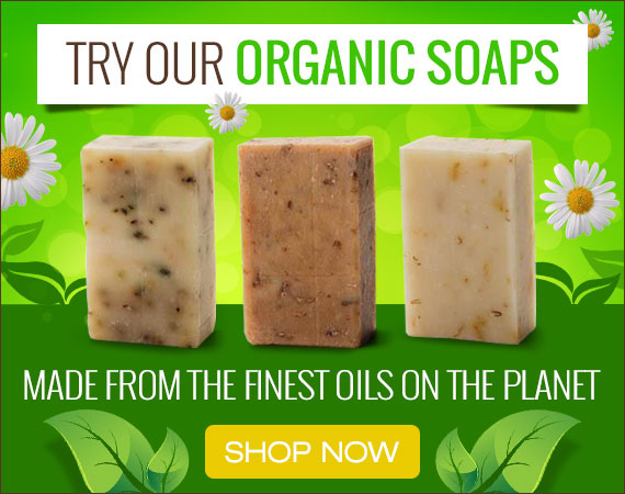Hairobics Organic Soap Bars
