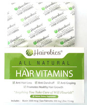 Hairobics Hair Vitamins
