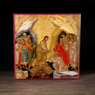 Harrowing of Hades (XVIc) Icon - F128