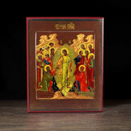 Harrowing of Hades (XVIIIc) Icon - F269