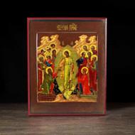 Harrowing of Hades (XVIIIc) Icon - F269