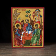 Holy Trinity (XXIc) Icon - F143