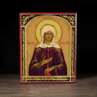 Saint Xenia of Saint Petersburg Cathedral Icon - S271