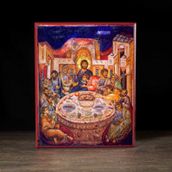 Mystical Supper (XIVc) Icon - F157
