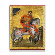 Saint Martin of Tours (XVc) Icon - S395