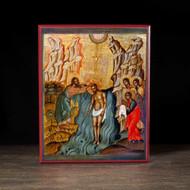 Theophany Icon - F181