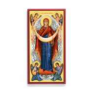Protecting Veil of the Theotokos Icon - T169