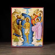 Theophany Icon - F182