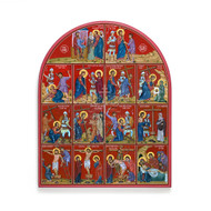 Way of the Cross Icon - F303