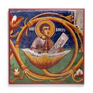 Prophet Baruch (Slivnichki) Icon - S442