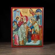 Entrance of the Theotokos (XXIc) Icon - F193