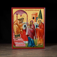 Presentation of Christ (XXIc) Icon - F198