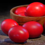 Red Egg Dye