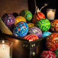 Ukrainian Painted Eggs
