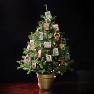 Icon Tree Ornament Complete Set