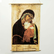 "Theotokos ""Tenderness"" (XVIIc) Phosicon - T117"
