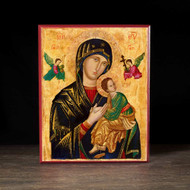 Our Lady of Perpetual Help Icon - T106
