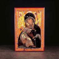 Theotokos of Vladimir Icon - T116