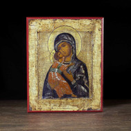 "Theotokos ""Tenderness"" Icon - T125"