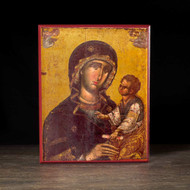 "Theotokos ""the Guide"" (Vatopedi) Icon - T134"