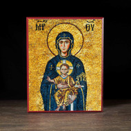 "Theotokos ""the Guide"" (Hagia Sophia) Icon - T142"