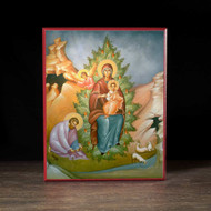 "Theotokos ""the Burning Bush"" (Clark) Icon - T144"