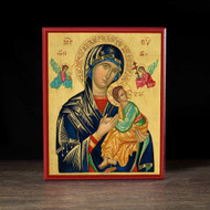 Our Lady of Perpetual Help (XXIc) Icon - T145