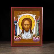 "Christ ""Holy Face"" (Saint Petersburg) Icon - X107"